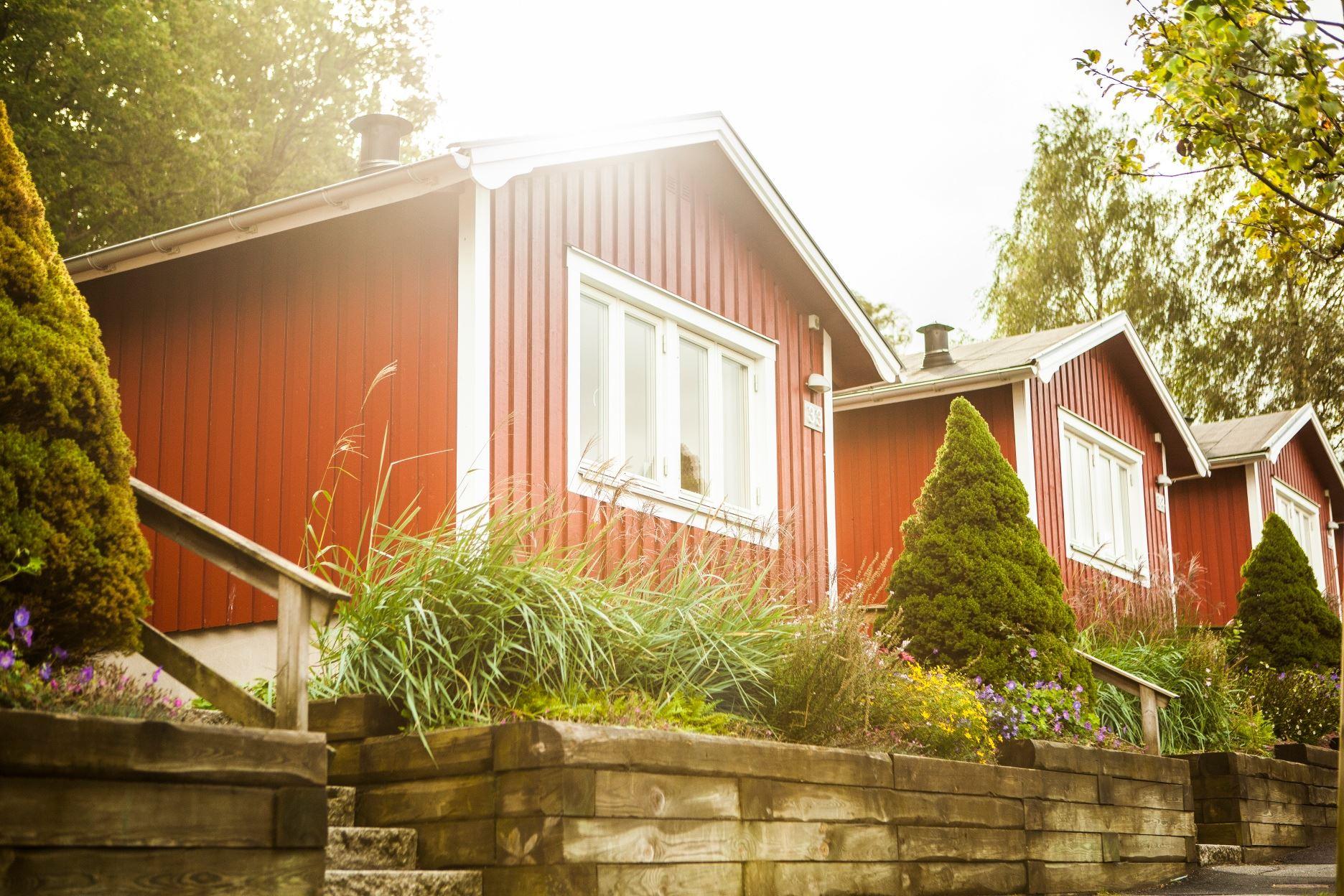 Lisebergsbyn/Ferienhäuser