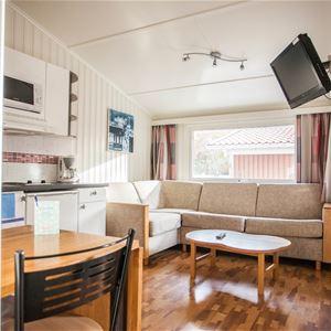 Cottage Stjärnbyn (5 beds, 25 m², WC/shower)