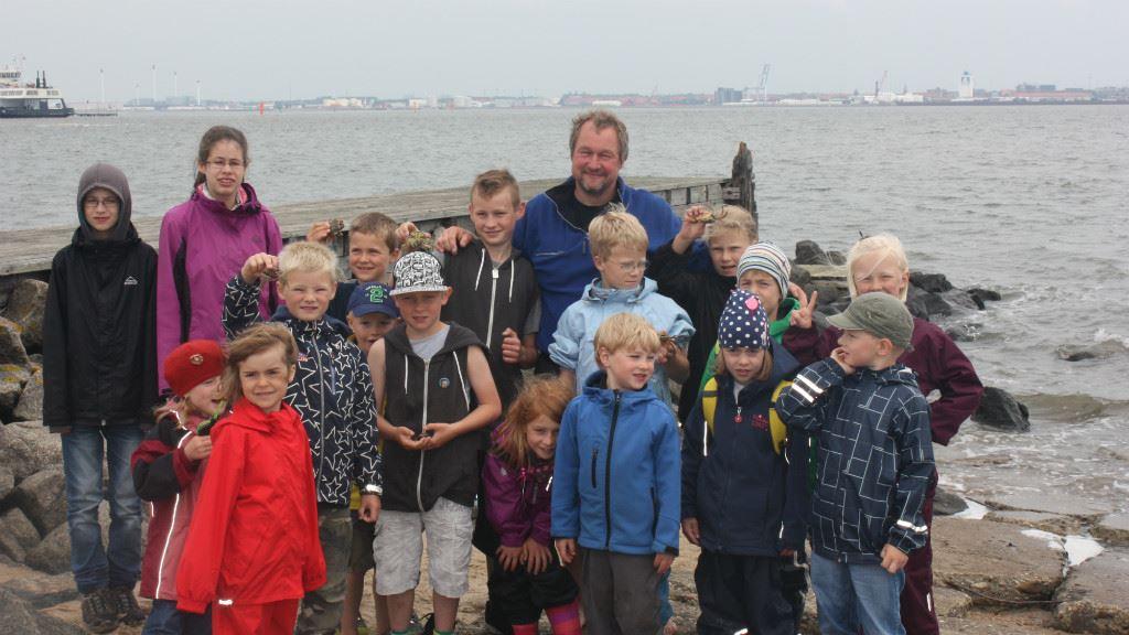 Krabbejagt med Club Fanø