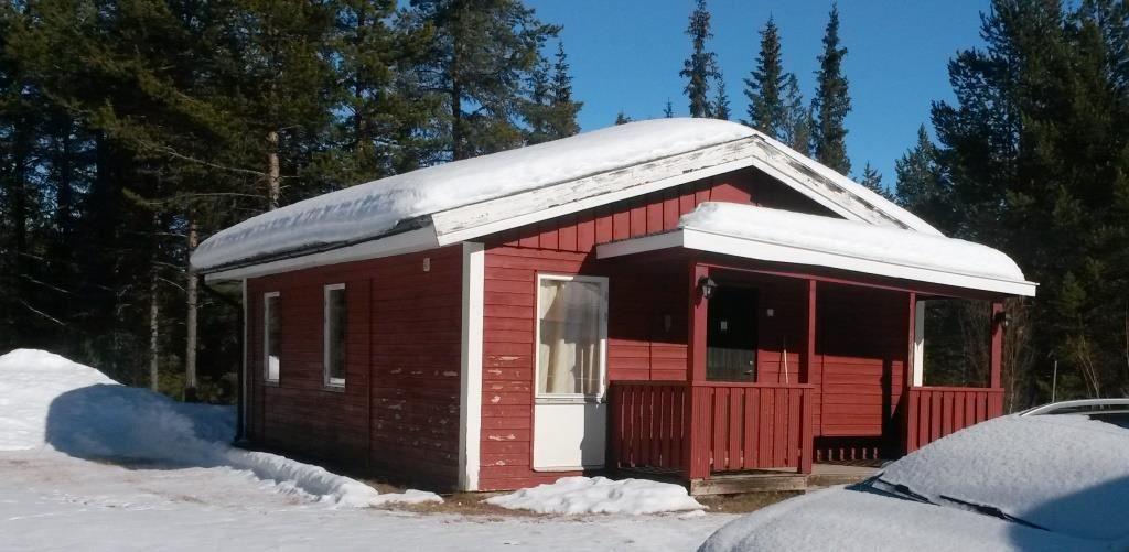 5 Vindelälvan - huset för hundägaren.