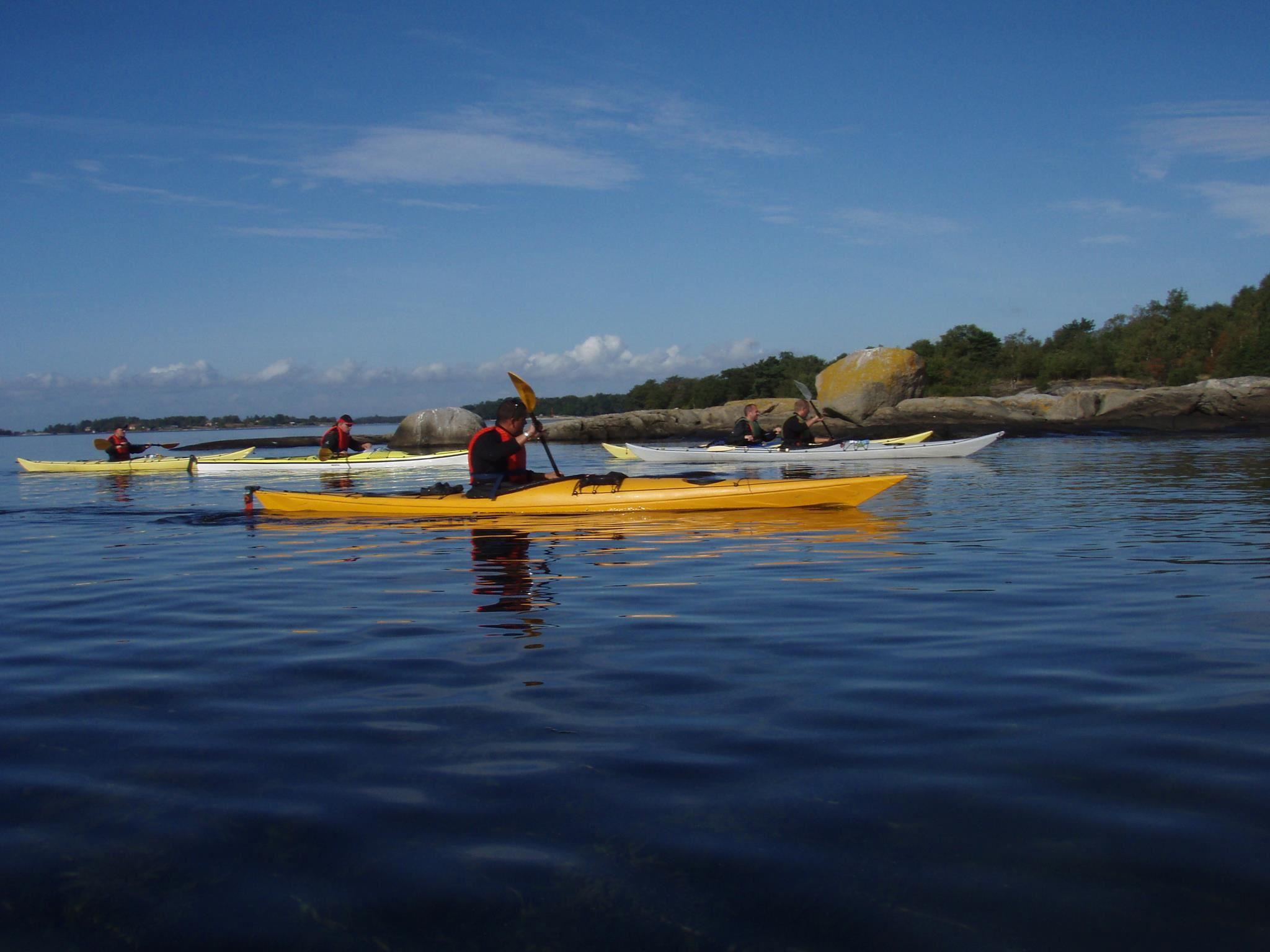 Äventyrscompaniet - Canoes for hire