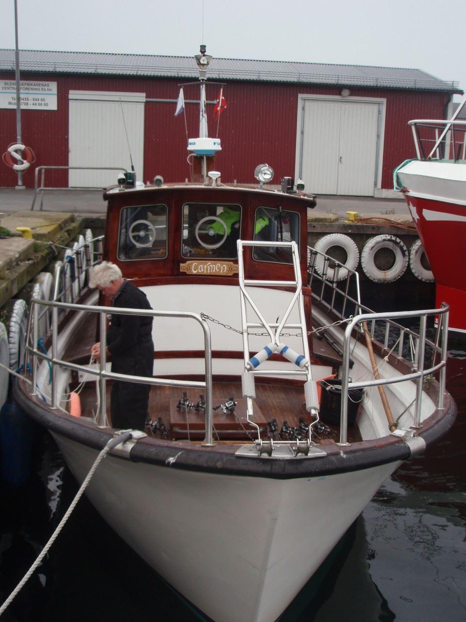 Hanöbucht´s Angeln- und Bootsfahrten in Hörvik