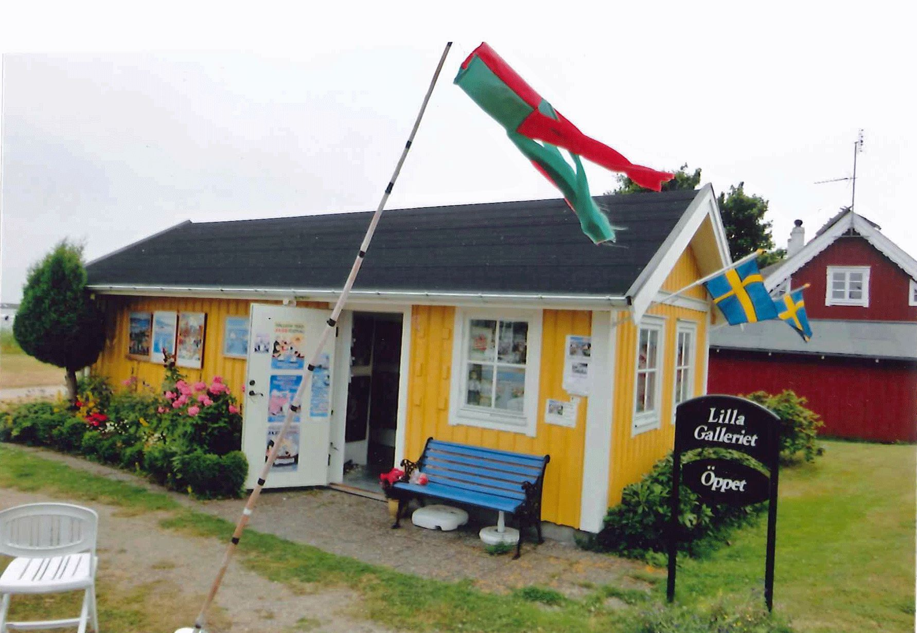 Ateljé Lilla Galleriet - Hällevik