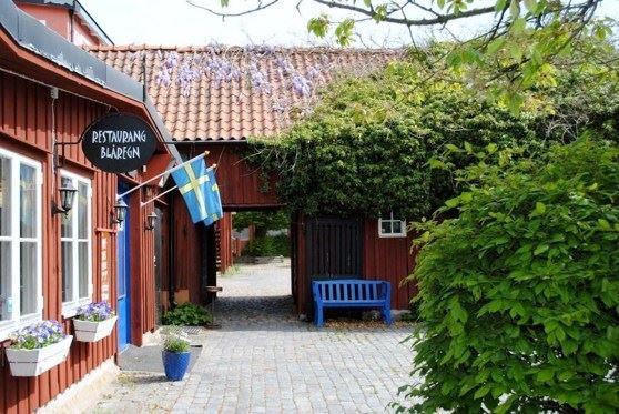 Restaurant Blåregn - Sölvesborg