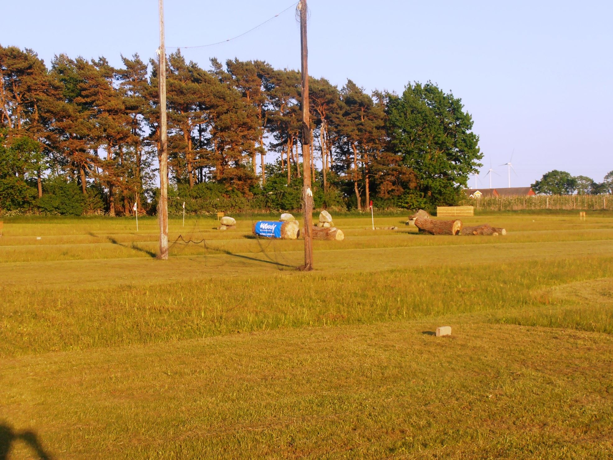 Blekinge Fussball Golf - Ysane