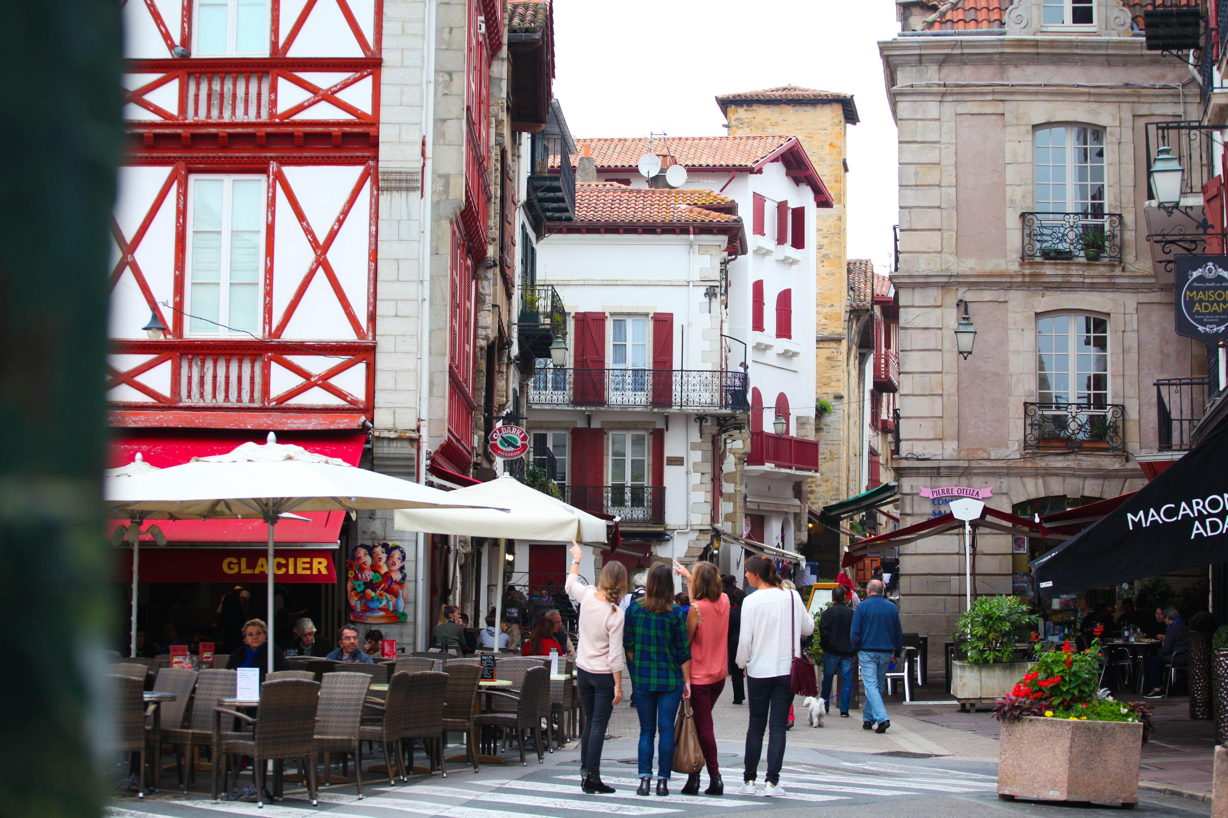 Circuit en Pays Basque avec Bascovivo