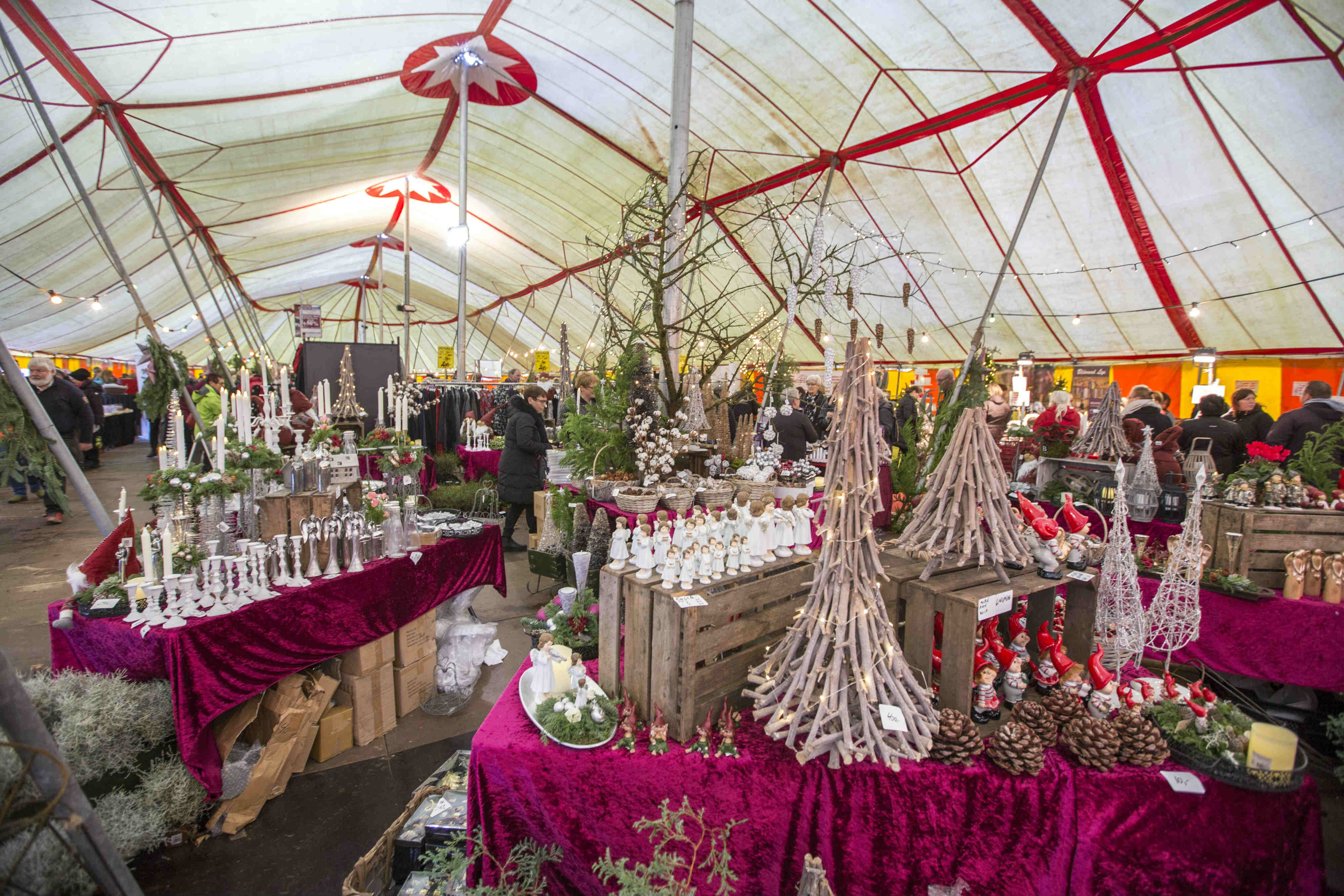 Jul på Gram Slot