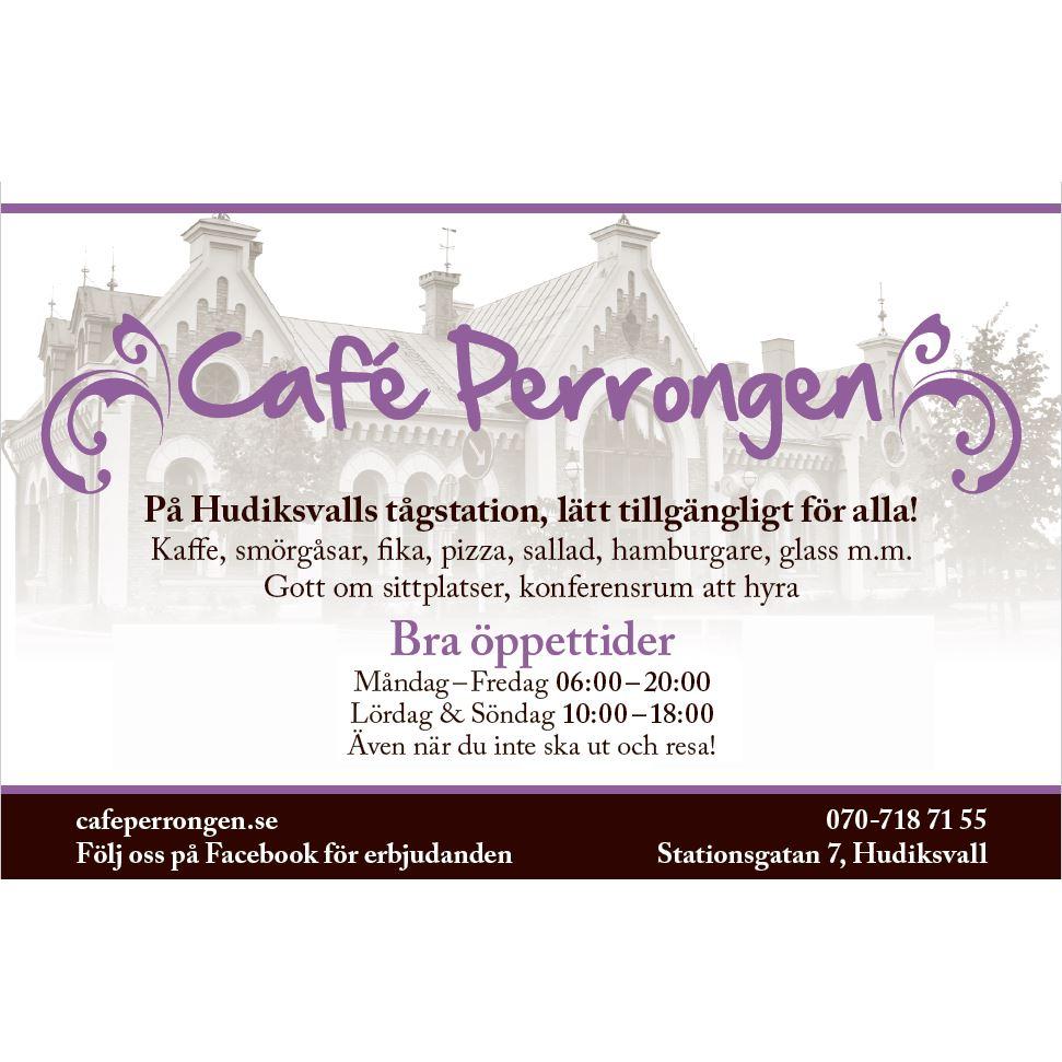 Café Perrongen