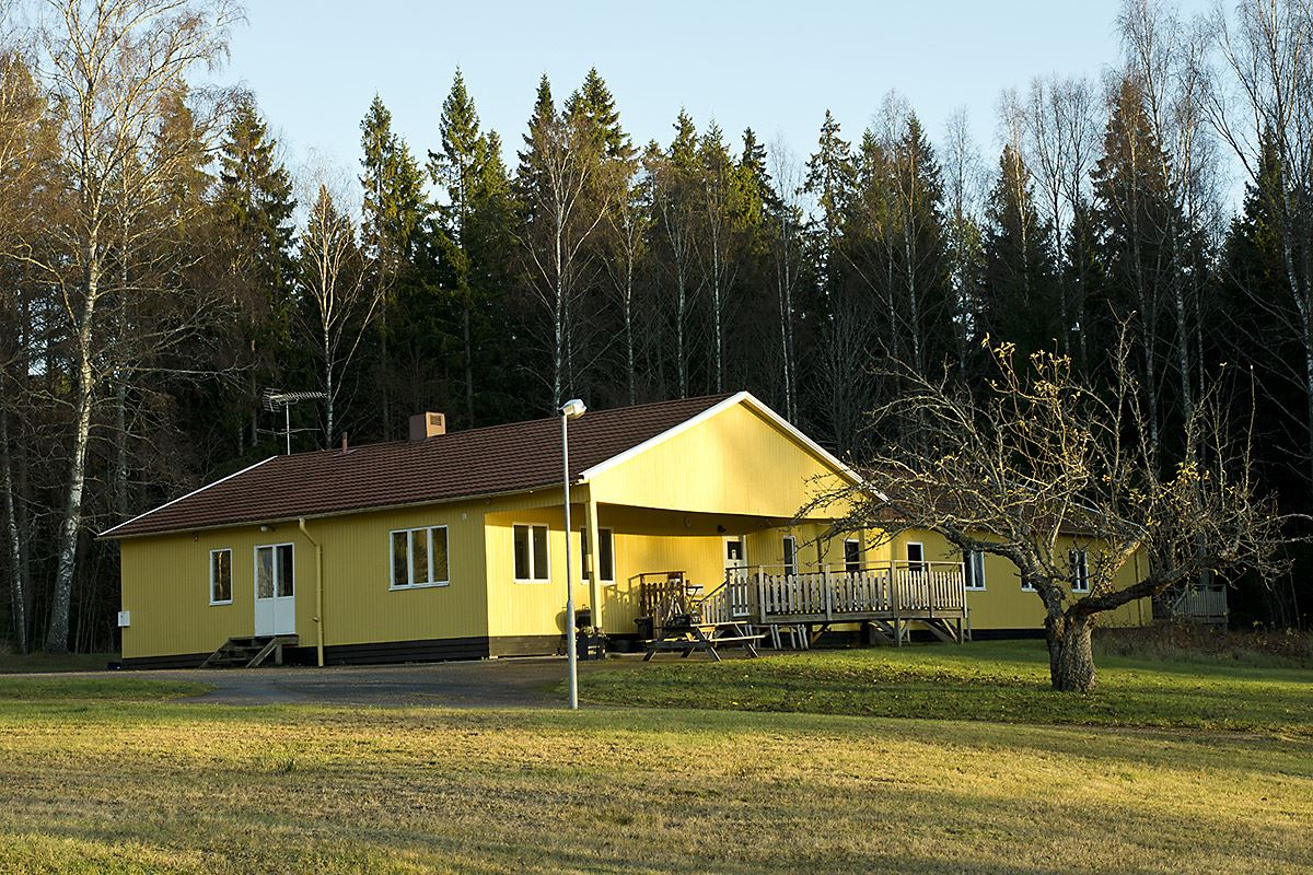 Björkgårdens SViF Hostel