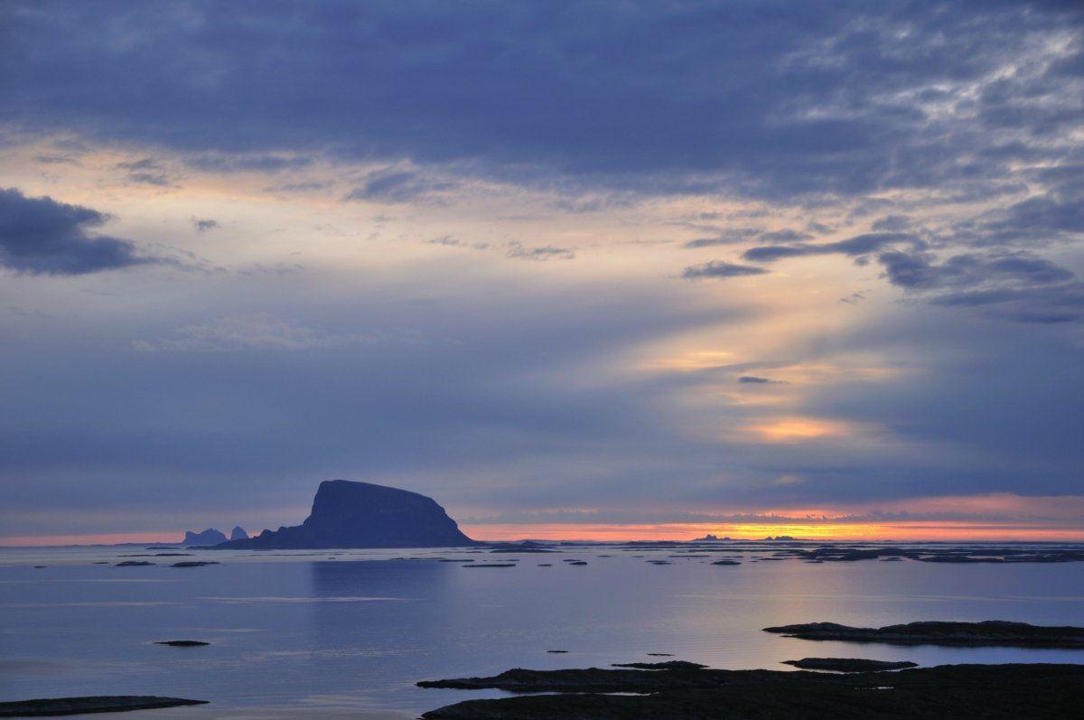 National Scenic Route Helgelandskysten