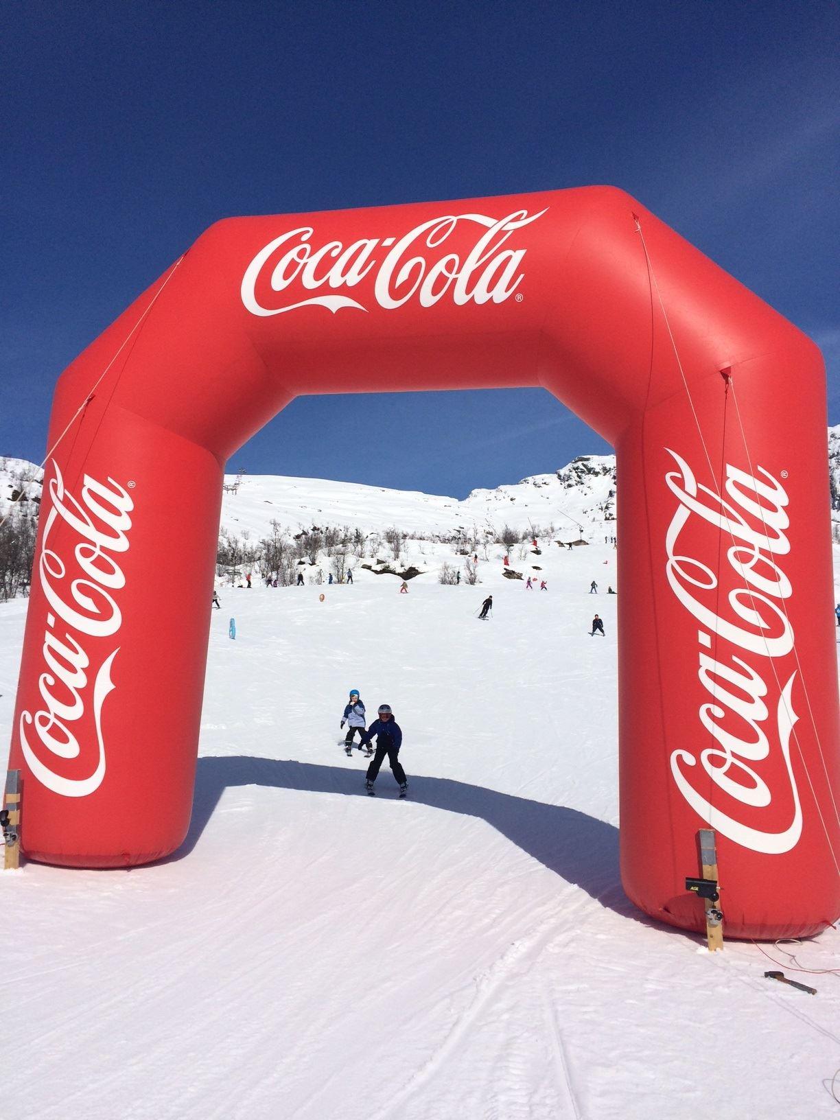Coca Cola Familieskirenn