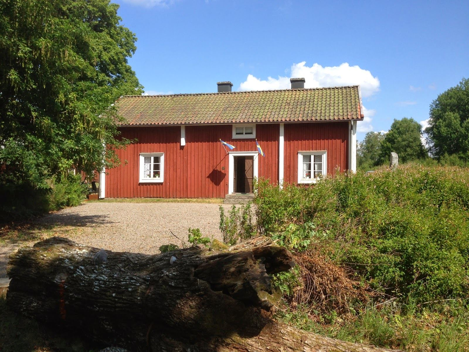 Snugge - the birthplace of opera singer Christina Nilsson