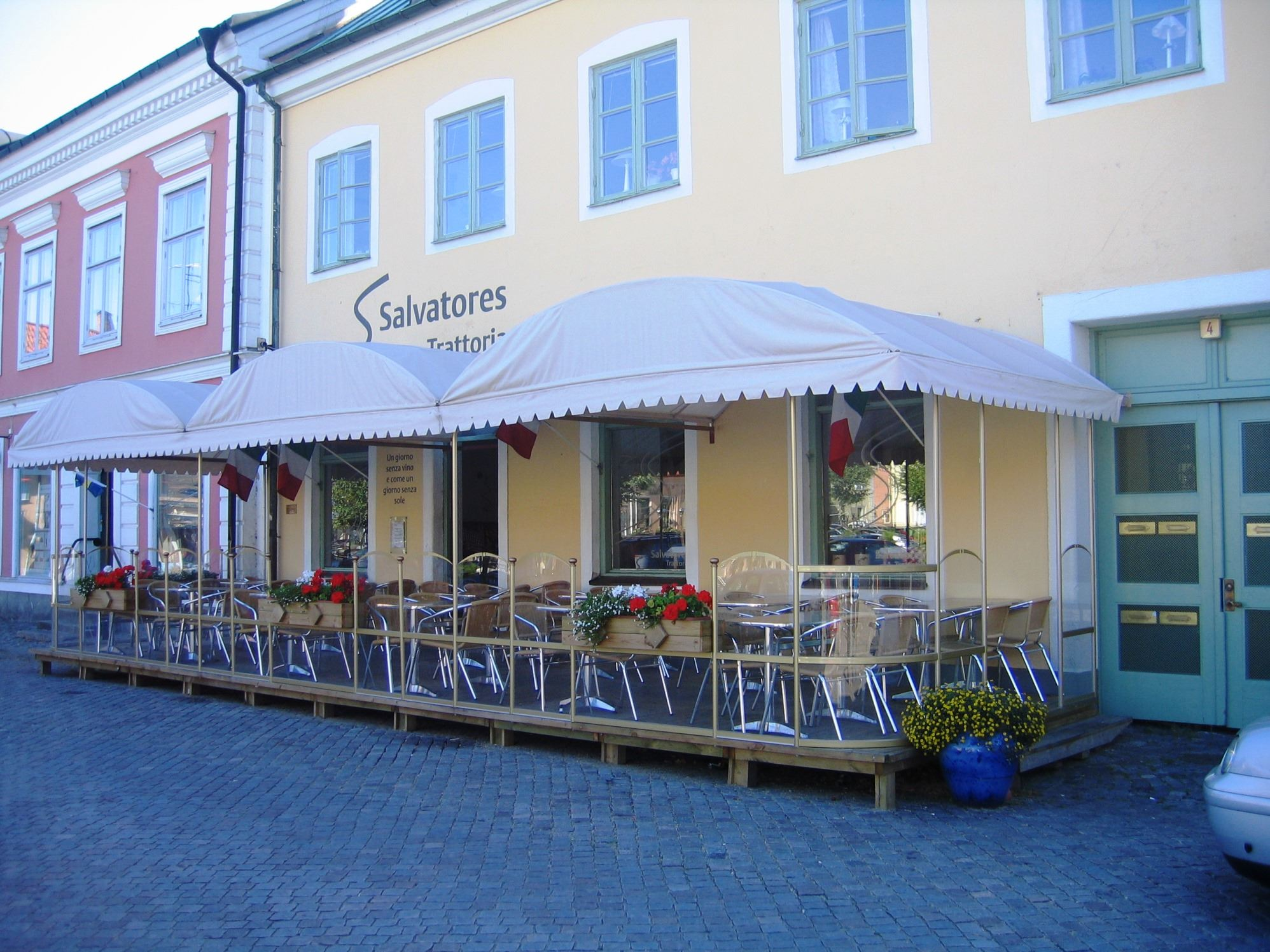 Salvatores Trattoria - Sölvesborg
