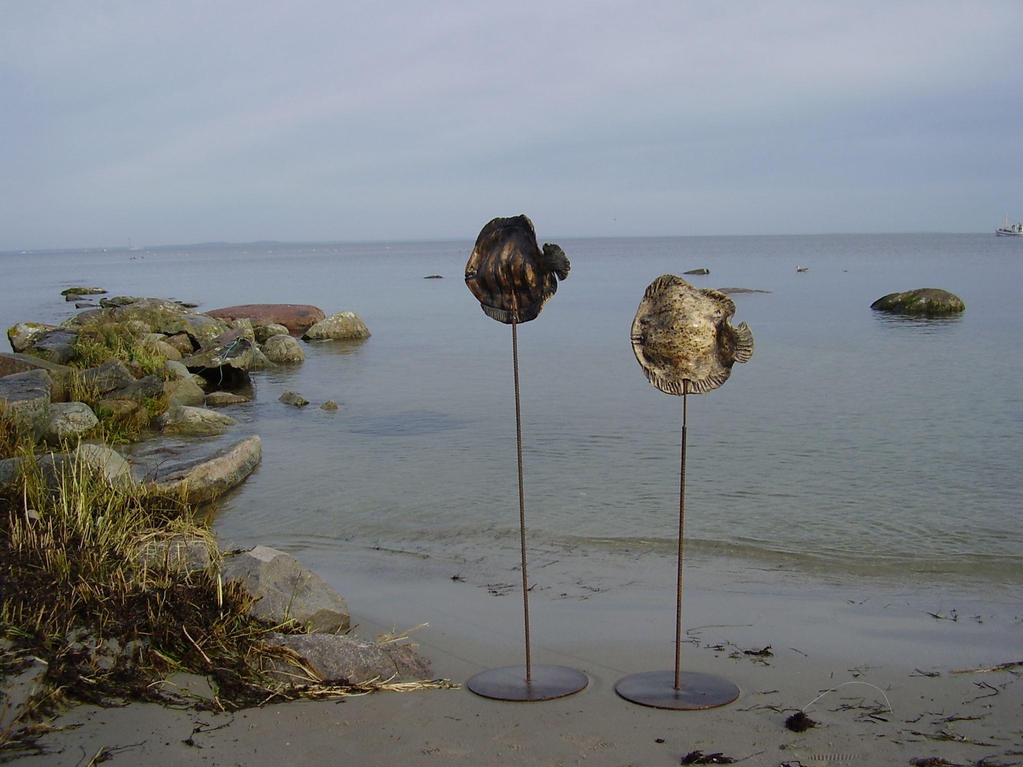 Keramik i Färg och Form - Ateljé Monica Hansson