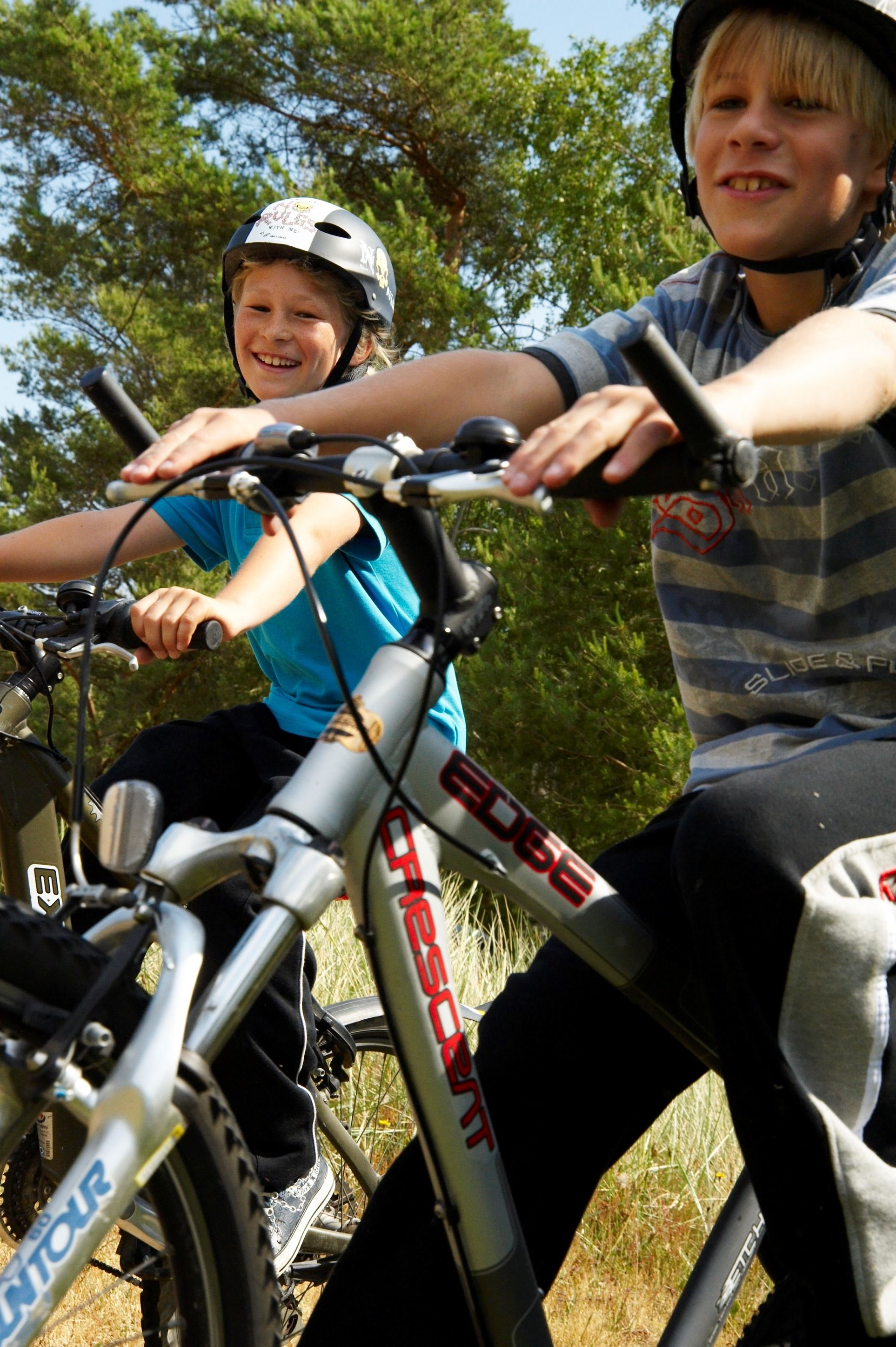 Fahrradverleih - Cykelcentralen AB - Krokås