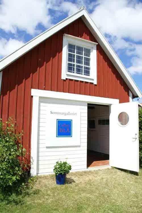 Galleri Blå - Hällevik