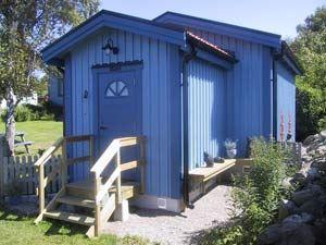 Galleri aua - Blå husen, Hanö