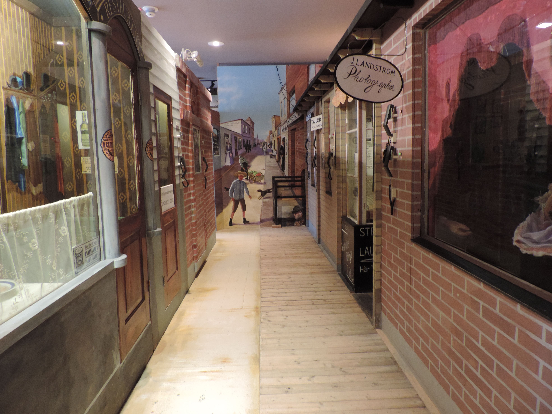 Smålands Museum/das Glasmuseum Schwedens