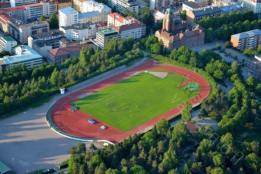 Radiomäki sports field