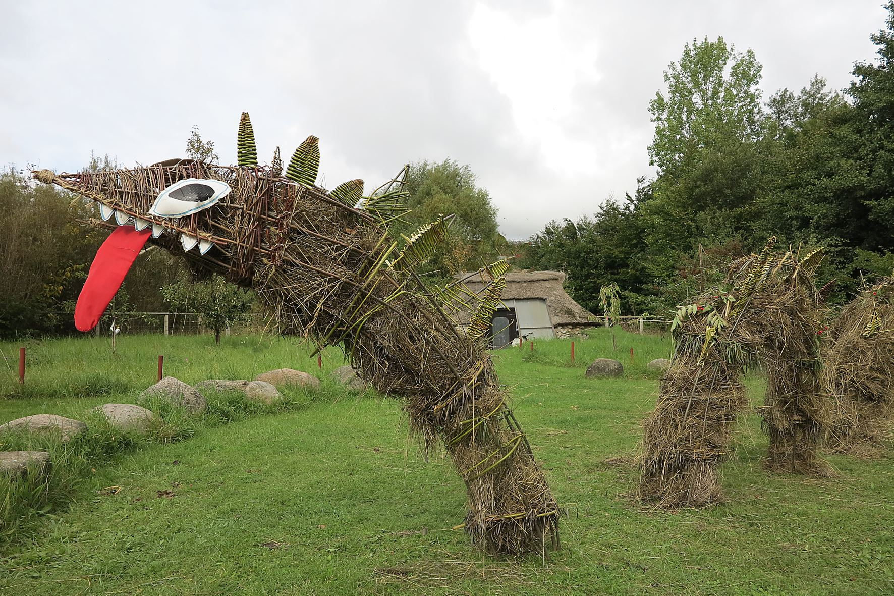 Pegasus Trädgård