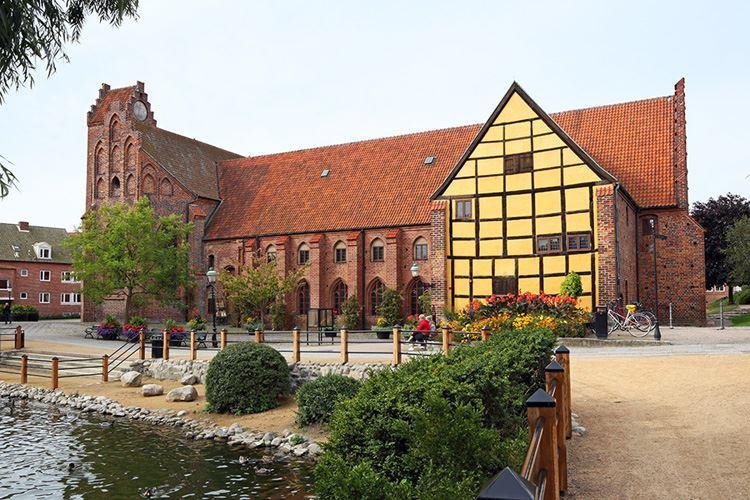 Valborgsmässoafton vid Klostret