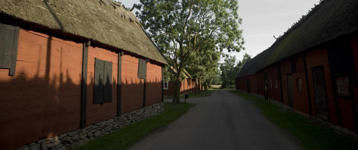 De öländska byarna