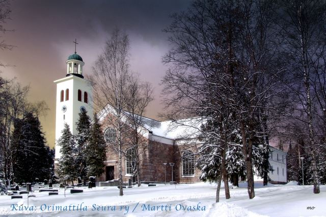 Orimattila Church