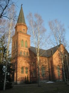 Asikkala Church