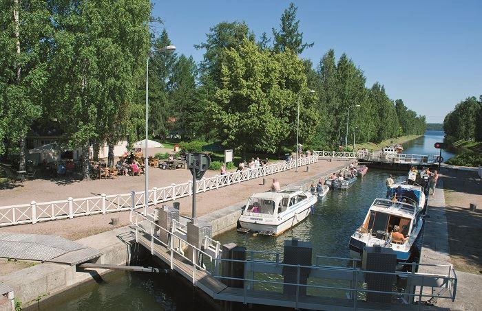 Vääksy Canal