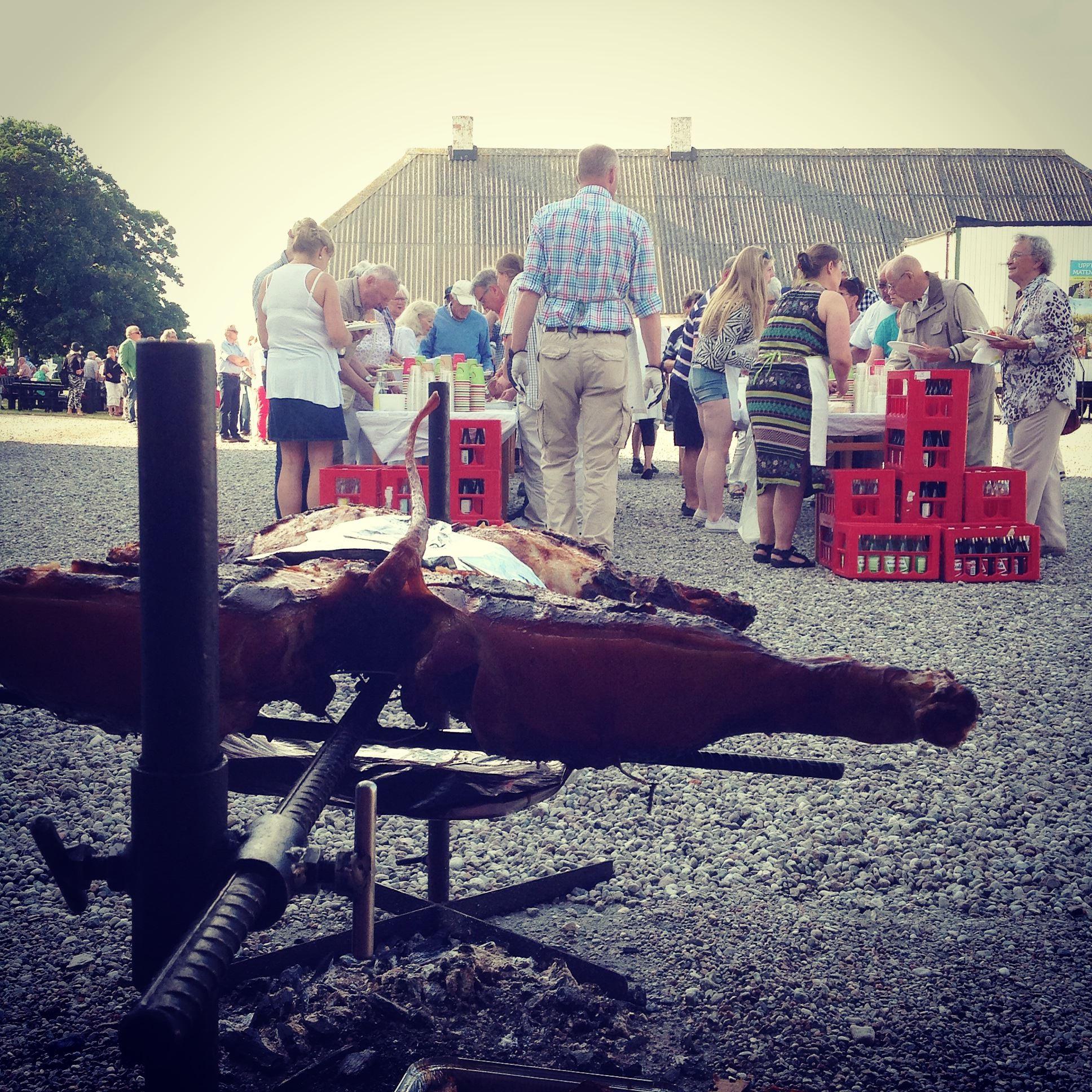 BBQ-evenings, Smygehuk