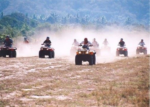 ATV – Adventure Tour en Cuatrimoto