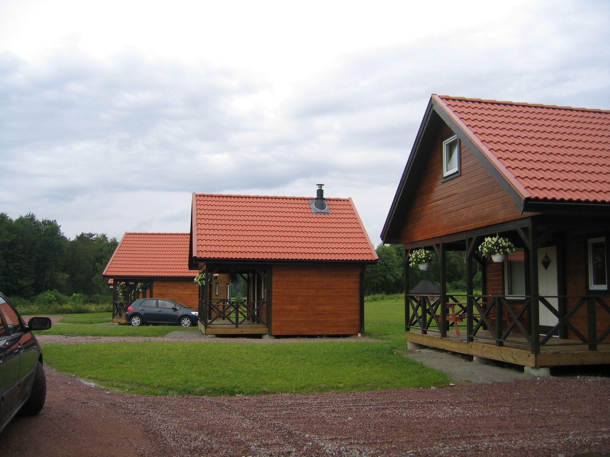 Börjessongarden - cottages