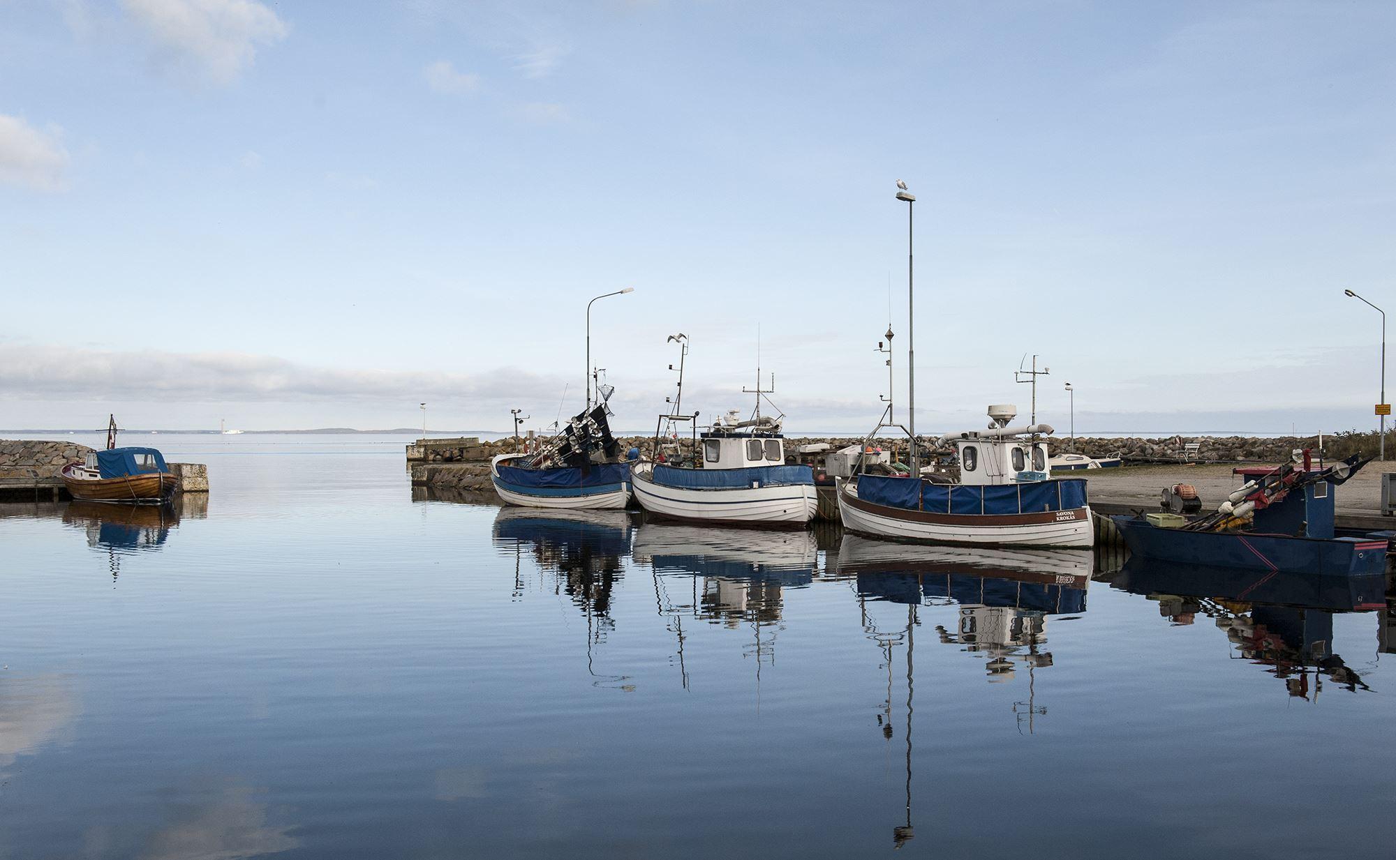 Fischerdörfer entlang Listerlandet