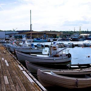 Ställplats - Hörviks gästhamn