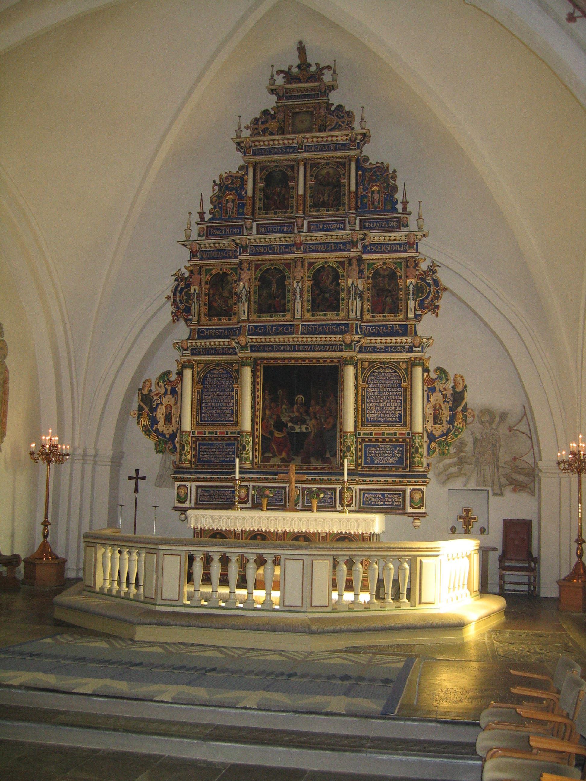 S:t Nicolai - Kirche