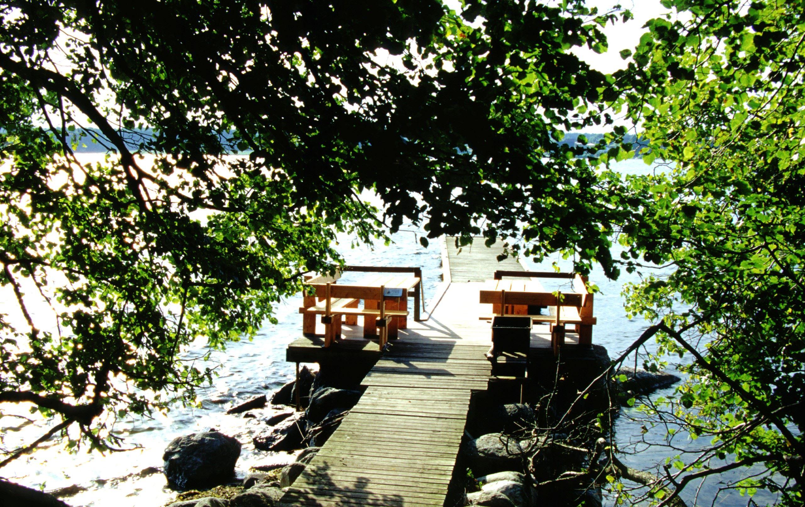 Valje Halvö - Nature Reserve
