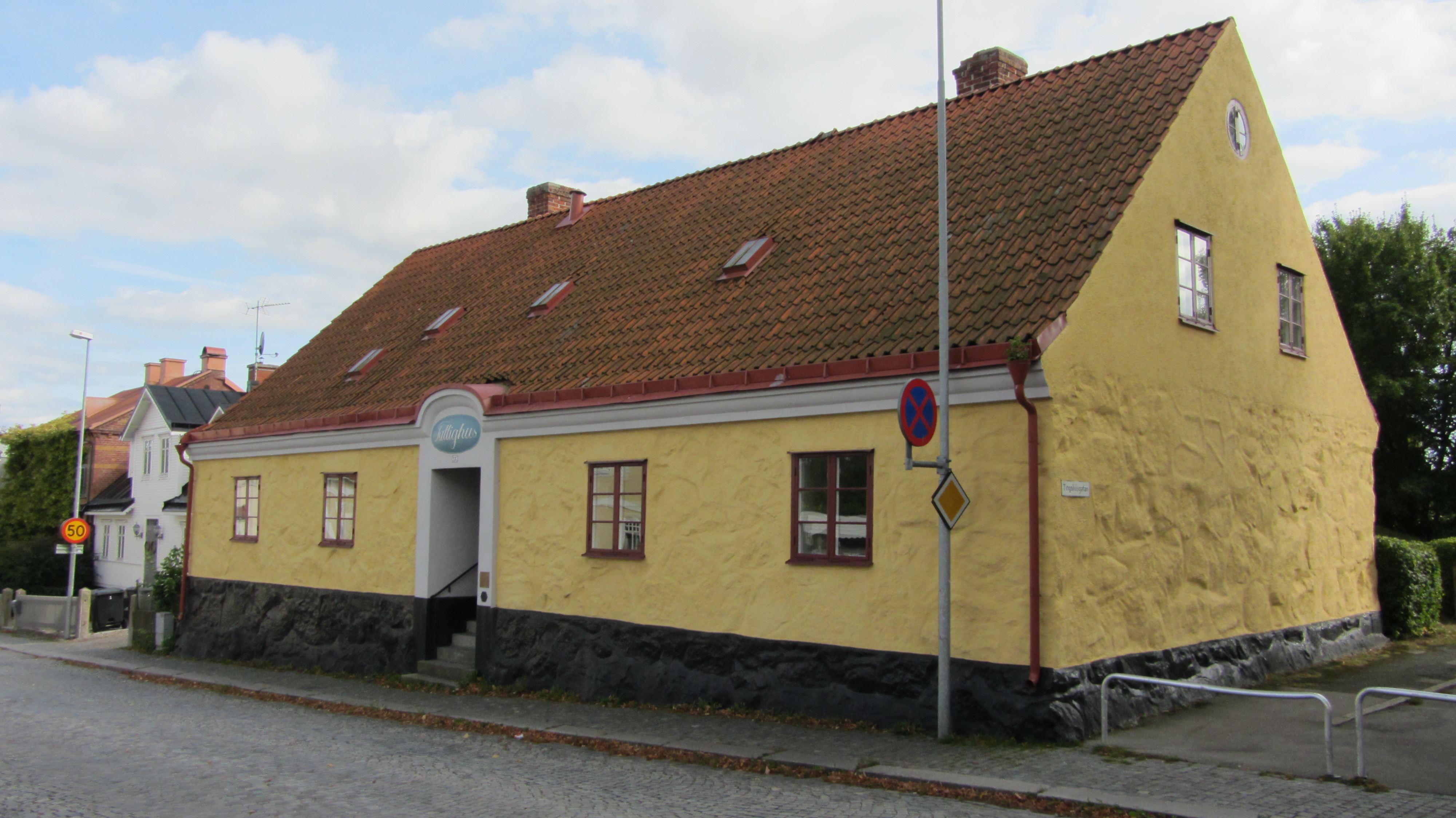 Armenhaus. - historisches Gebäude