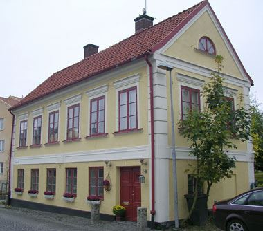 Nicolaigården - historic building