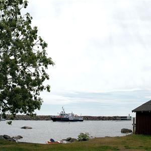 Ställplats - Nogersunds gästhamn