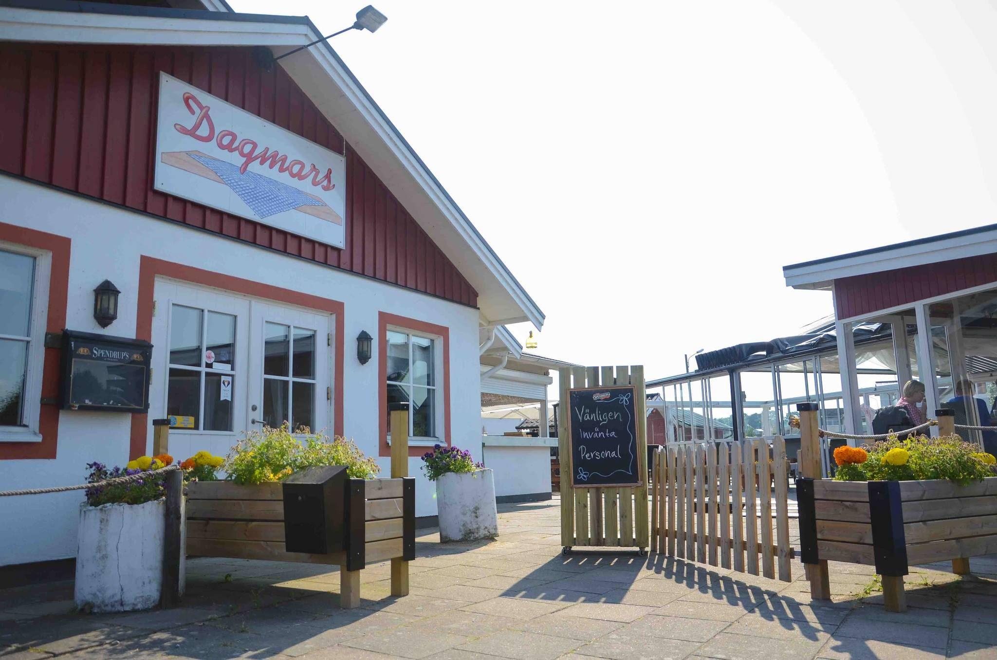 Dagmars Hamnkrog - Hällevik