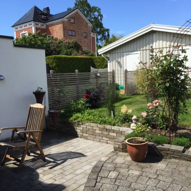 B&B with 5 beds in central Sölvesborg