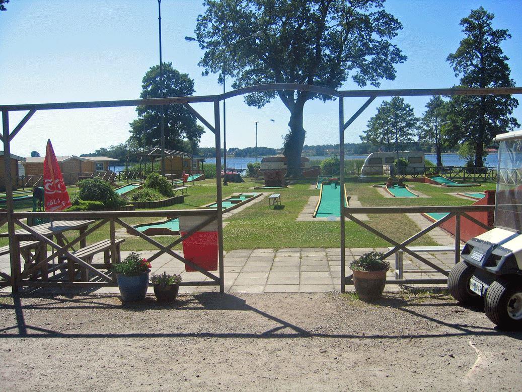 Miniature Golf - Valjevikens Camping