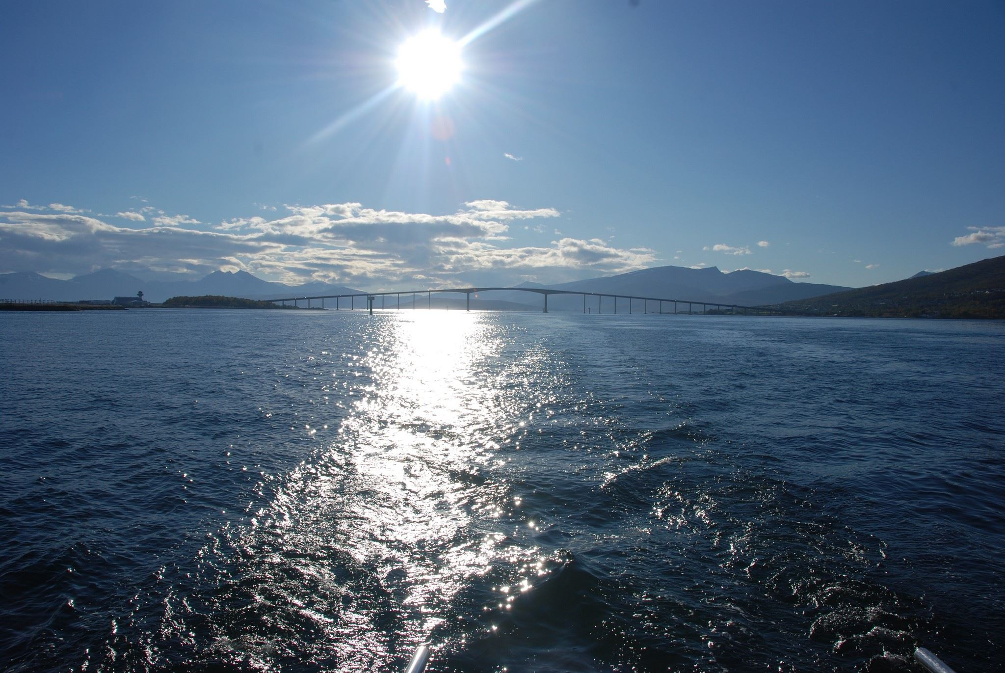 3 hours - sightseeing - 3 Islands – Arctic Cruise in Norway