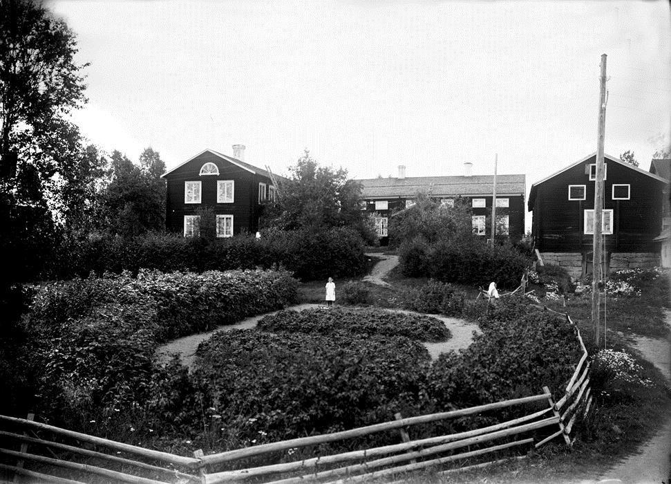 Bo på Hälsingegård - Kils i Storhaga
