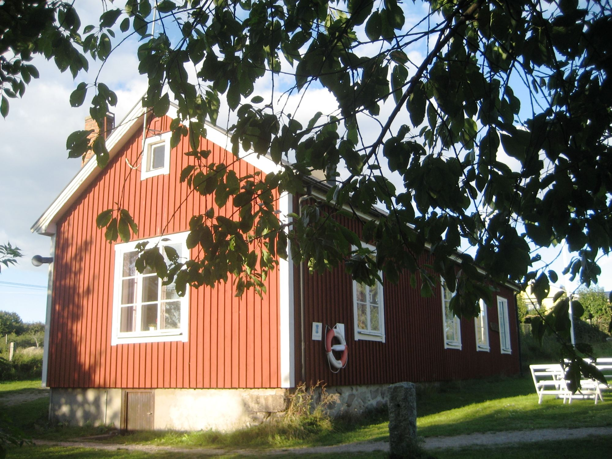Hanö Vandrarhem STF - Jugendherberge