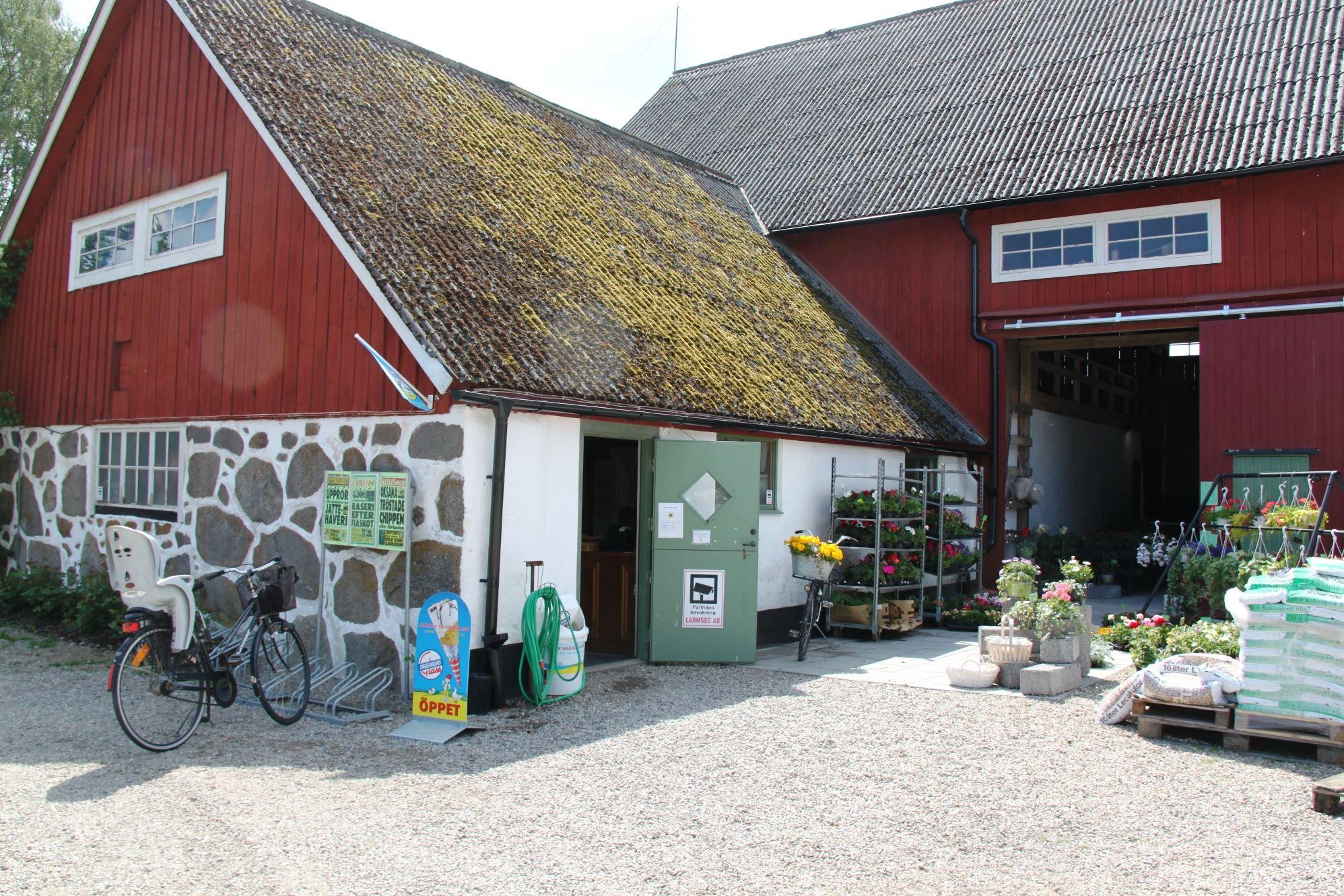 Gummagårdens Gårdsbutik  - Farm shop in Norje