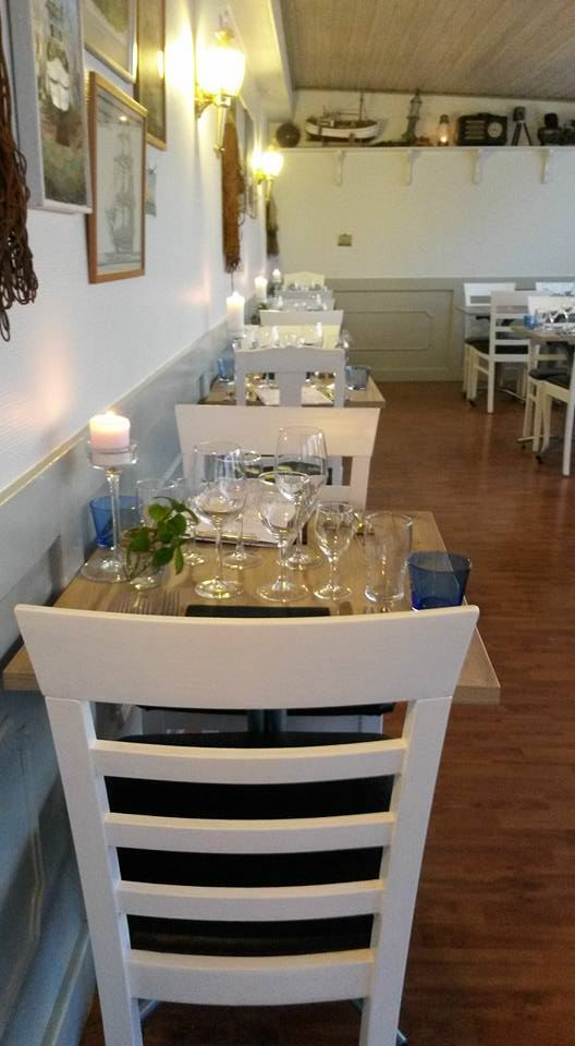 Restaurang Kajutan - Hörvik
