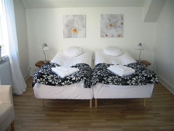 B & B - Hotell Vita Huset