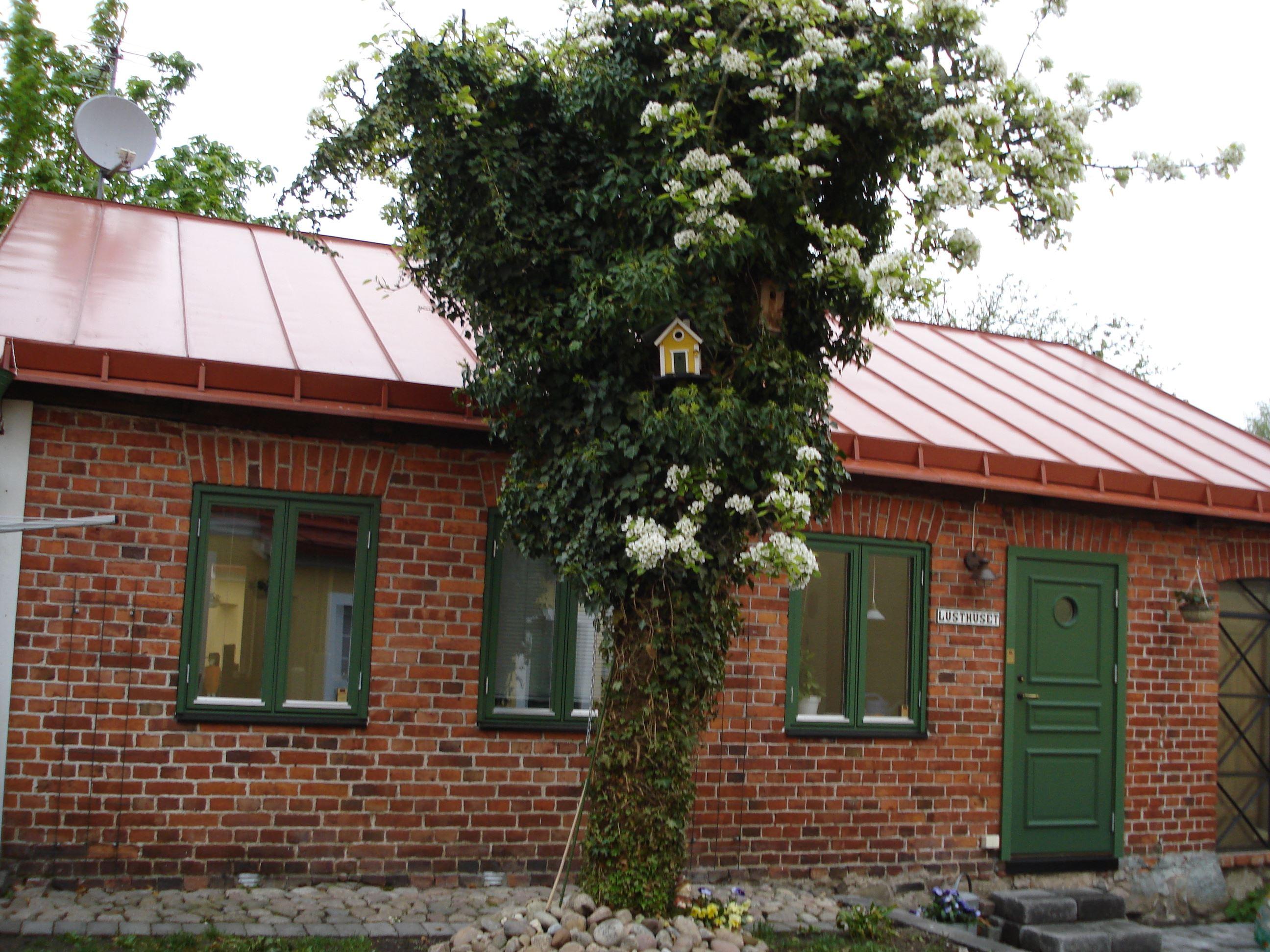 Gartenhaus mit 6 Betten - Sölvesborg