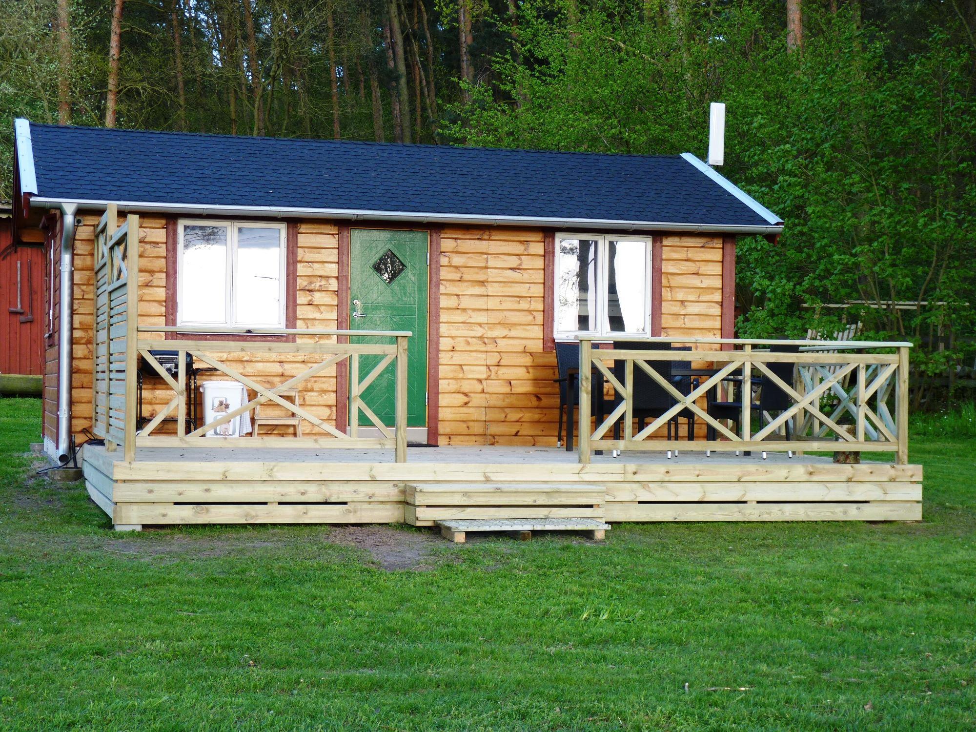 Ferienhaus mit 3 Betten in Stiby